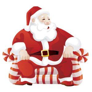 بکگراند بابا نوئل