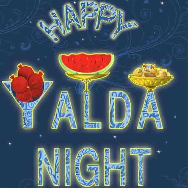 تبریک شب یلدا به انگلیسی