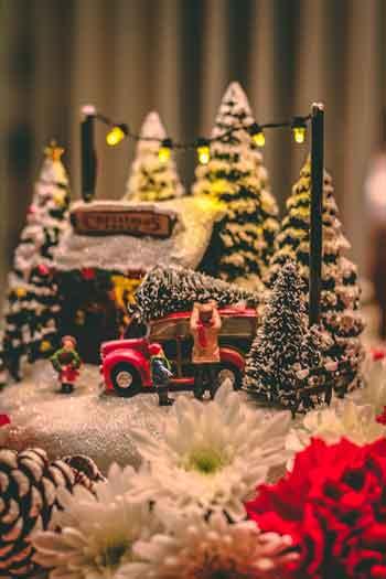 عکس پروفایل های خاص ویژه کریسمس
