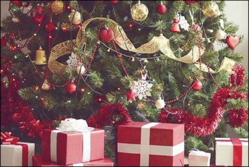 بکگراند با کیفیت کریسمس