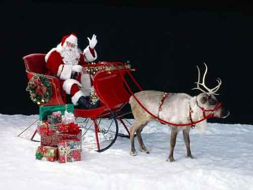 بابا نوئل+کریسمس