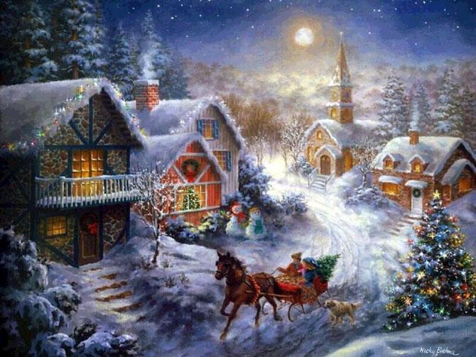 عکس + متن به مناسبت کریسمس