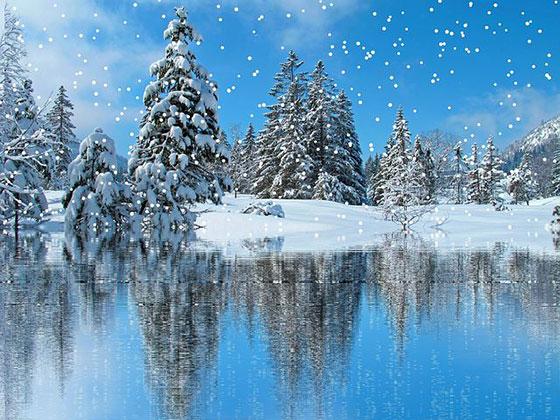 تصاویر رویایی از فصل سرد زمستان