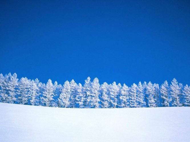 عکس زمستان رویایی