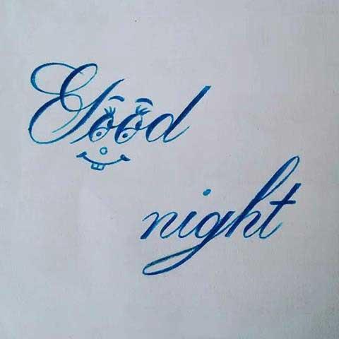 متن شب بخیر عشقولانه جدید + عکس نوشته