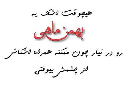 عکس برای تبریک تولد متولدین بهمن