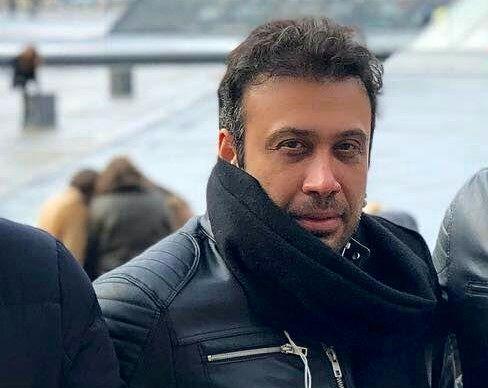 محسن جاوشی در پاریس
