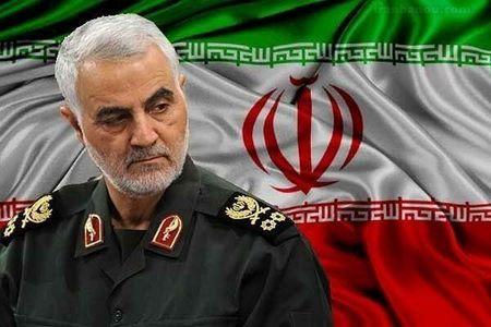 عکس سردار شهید و پر جذبه ایرانی