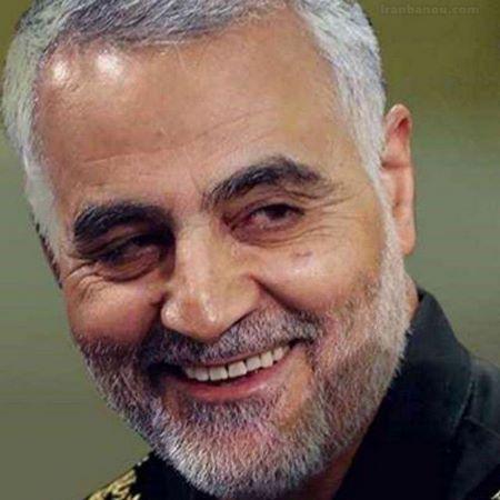 عکس از سردار پر جذبه ایرانی