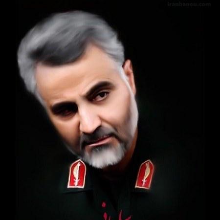 عکس پروفایل سردار شهید ایرانی