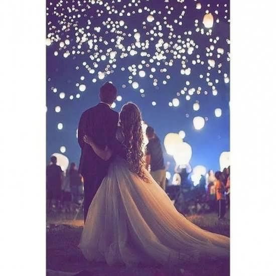 عکس رمانتیک و عاشقانه عروس و داماد