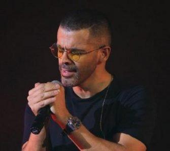 عکس پروفایل سیروان در کنسرت