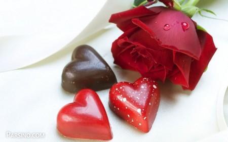 رز قرمز عاشقانه 2