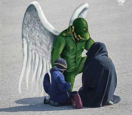 تصویر از عکس نوشته شهیدان وطن + متن زیبا در مورد شهادت