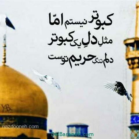 نوشته امام رضا 31