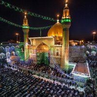 عکس پروفایل حرم امام علی (ع) + جملات پندآموز از امام علی