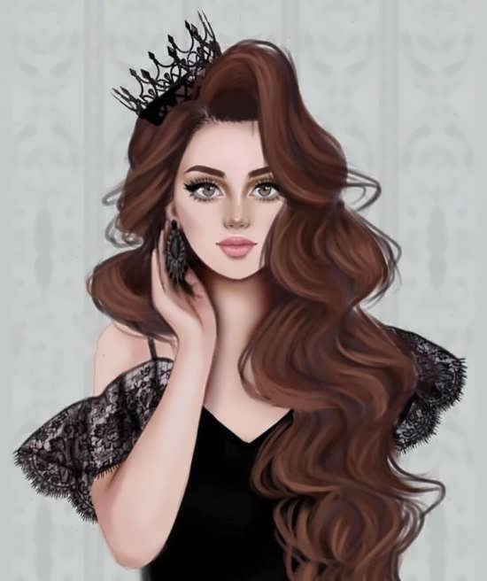 Painting profile picture 22
