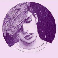 عکس پروفایل نقاشی پسر + جملات پسرانه زیبا