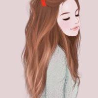 عکس پروفایل نقاشی دختر + جملات دخترونه خاص