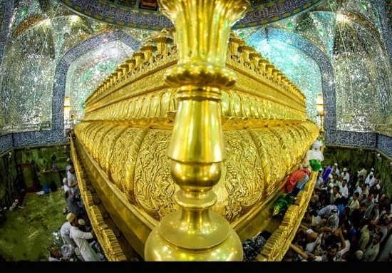 Photos shrine of Imam Ali 19
