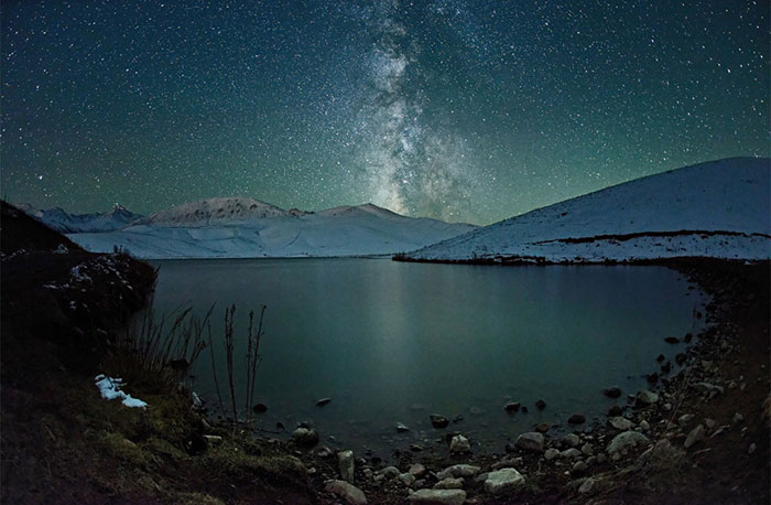 milky way galaxy beautiful photos 15
