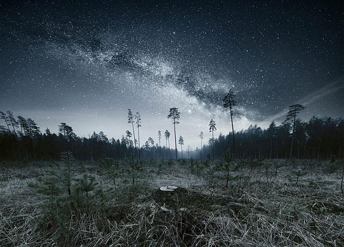 milky way galaxy beautiful photos 36
