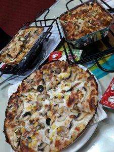 اینستاگرام اموزش پیتزا ,