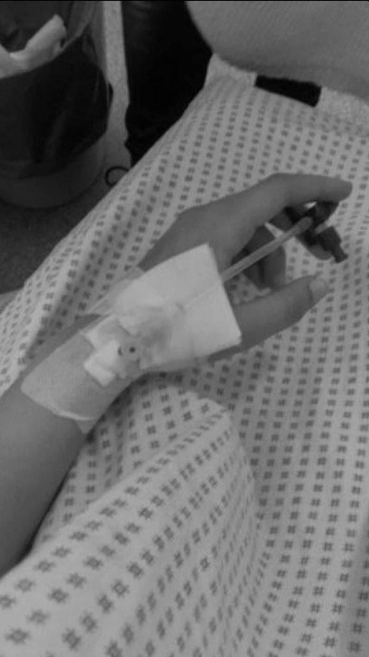 تصویر از عکس استوری بیمارستانی