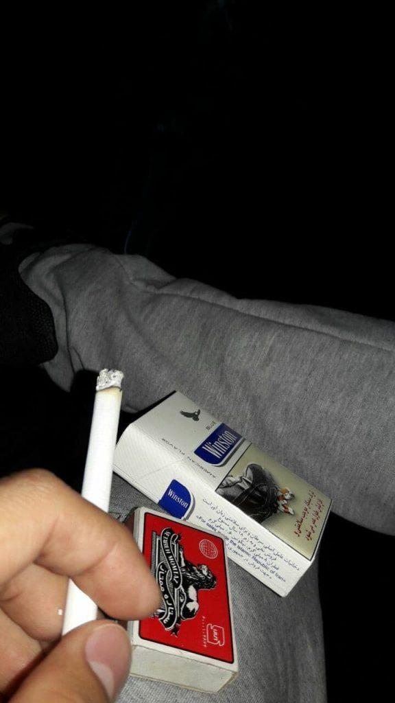 استوری سیگار