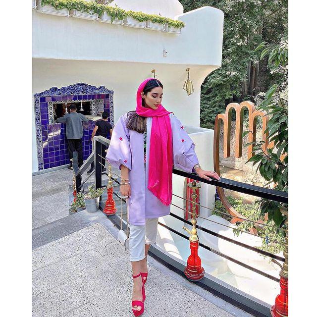 مد مانتو اسپرت عید 1400 زنانه جلو باز
