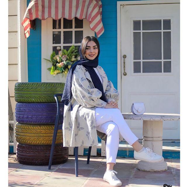مد لباس عید 1400 زنانه